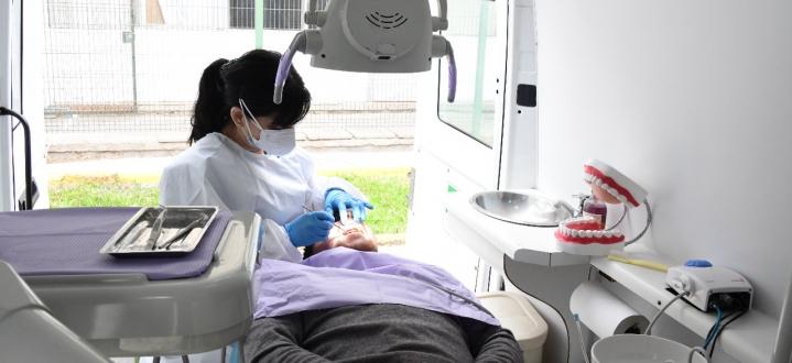 Servicio de Salud Arica realiza operativo médico en el Gobierno Regional